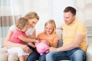 איך להודיע לילדים על הגירושין